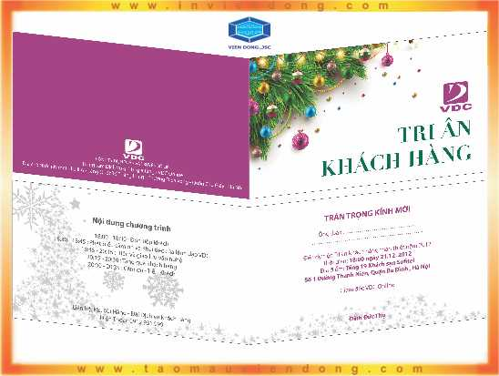 In thiệp Giáng sinh - Noel 2016 | Bảng Bảng báo giá In nhanh, In lấy ngay, in test mẫu màu ofset  | In Nhanh ; In Lay Ngay ; In Vo hop ; In Name Card ; In tui nilon ; in thiep