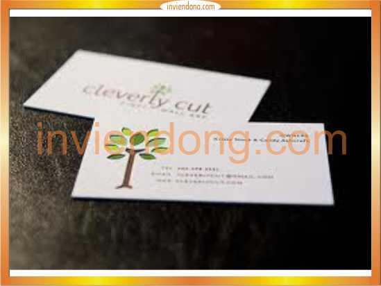Mẫu Card Visit Đẹp - Hiện Đại | Mẫu quà tặng pha lê mới nhất | In Nhanh | In Lay Ngay