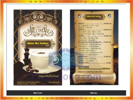 in menu lấy ngay | Mẫu quà tặng pha lê mới nhất | In Nhanh | In Lay Ngay