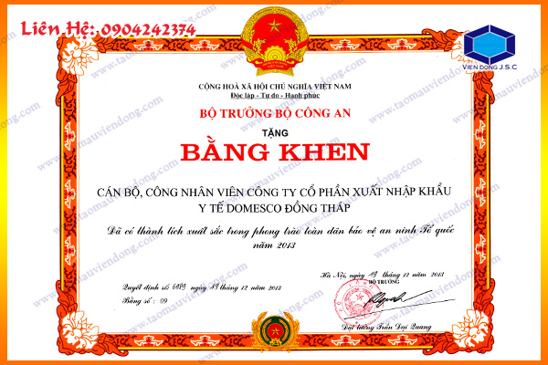 In giấy khen lấy ngay | In menu cafe | In Nhanh ; In Lay Ngay ; In Vo hop ; In Name Card ; In tui nilon ; in thiep