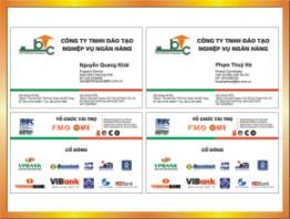 In card visit giá rẻ Hà Nội -ĐT: 0904242374