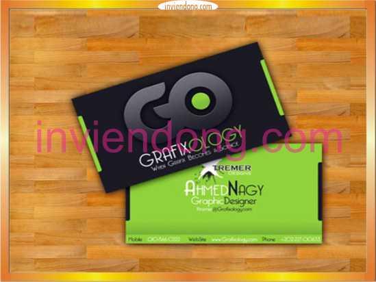 In card nhanh | in card giá rẻ tại Hà Nội | name card