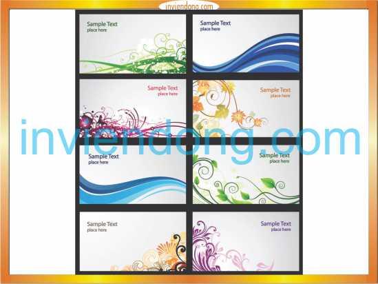 In name card giá rẻ tại Hà Nội -ĐT: 0904242374