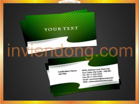 In danh thiếp Hà Nội - ĐT: 0904242374