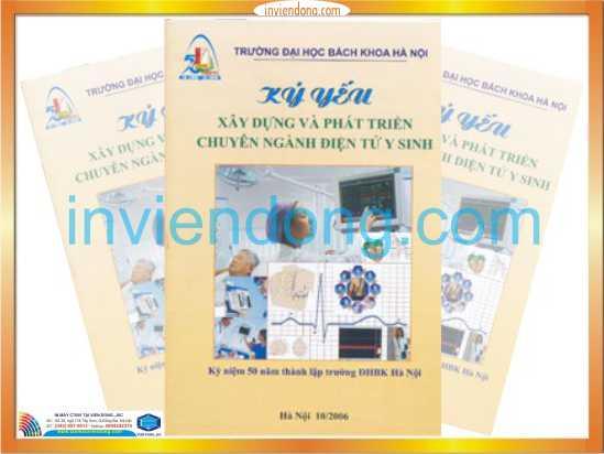 Địa chỉ In kỷ yếu Hà Nội - ĐT: 0904242374