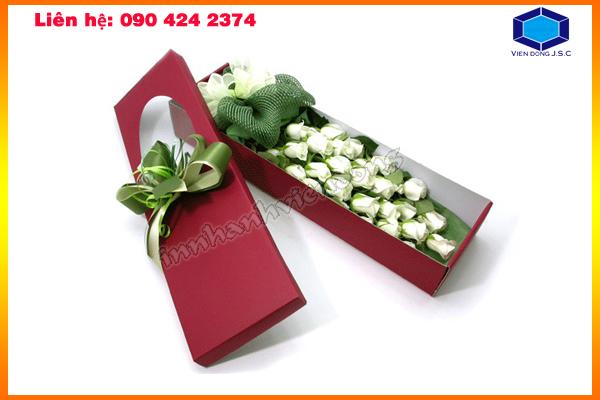 Hộp quà hoa hồng, hoa sáp đẹp ở Hà Nội- ĐT 0904242374