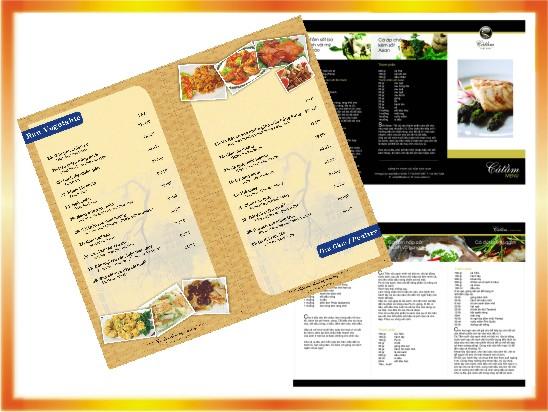 Địa chỉ In Menu - ĐT: 0904242374