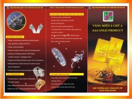 Địa chỉ In tờ gấp thiết kế sáng tạo tại Hà Nội -ĐT: 0904242374